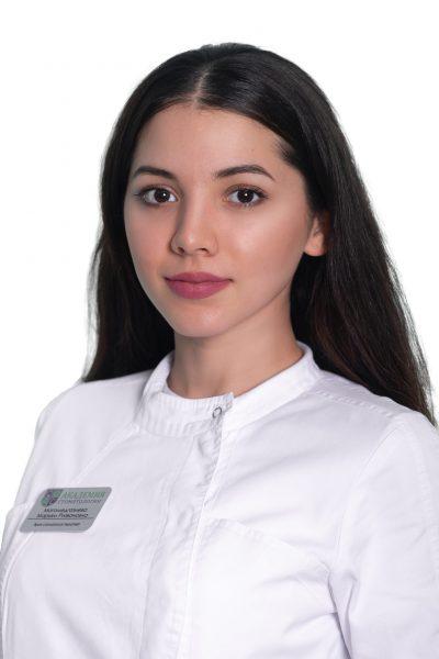 Магомедгазиева Марьям Ризванова