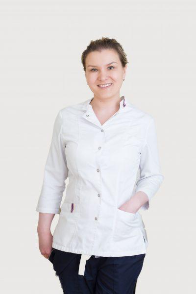 Данилова Анна Петровна