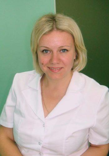 Михайлова Ирина Павловна